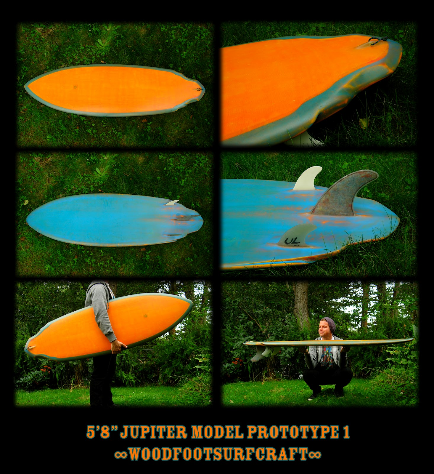 recycled surfboards
