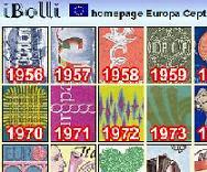 Online katalog Europa/CEPT