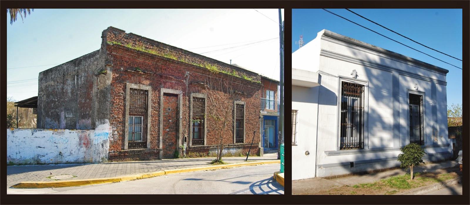 El blog de la asociaci n or genes de berazategui mayo 2014 for Casas viejas remodeladas