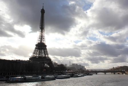 Life with me for Parigi a febbraio