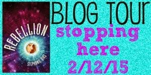 Rebellion Blog Tour