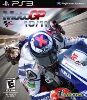 Moto GP 10-11 - PS3