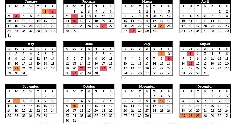 Forex weekly calendar