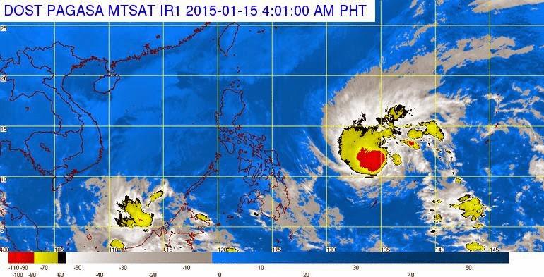 Typhoon Amang update