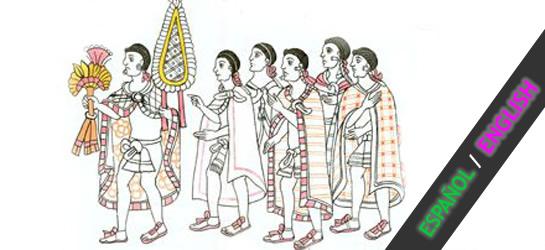 Vestimenta masculina prehispánica