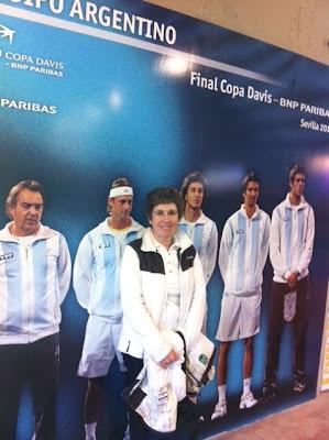 Equipo Argentino Copa Davis 2011