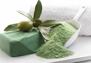 Φτιάχνω Πράσινο σαπούνι