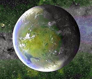 la zona de habitabilidad