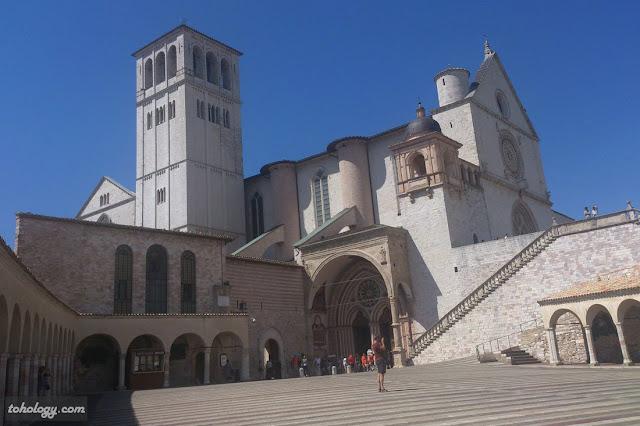 Монастырь Сакро-Конвенто