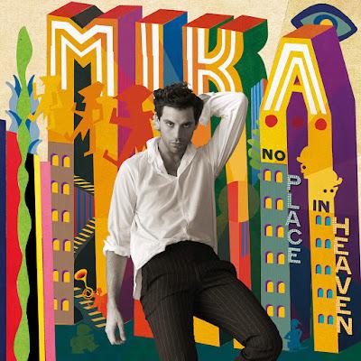 MIka, No Place in Heaven, album cover