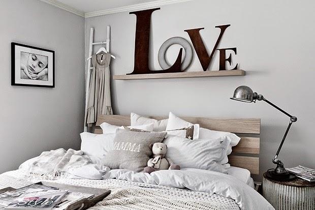 Icono Interiorismo 4 Ideas para decorar con letras tu hogar