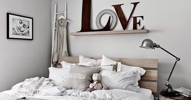 Icono interiorismo 4 ideas para decorar con letras tu hogar for Ideas para decorar tu hogar