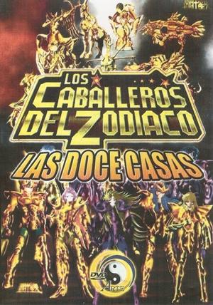 Los Caballeros del Zodiaco Serie Completa Todas las Sagas