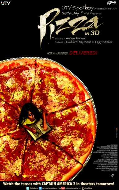Watch Pizza 3D (2014) Hindi Non Retail DVDRip Full Movie Watch Online Free Download