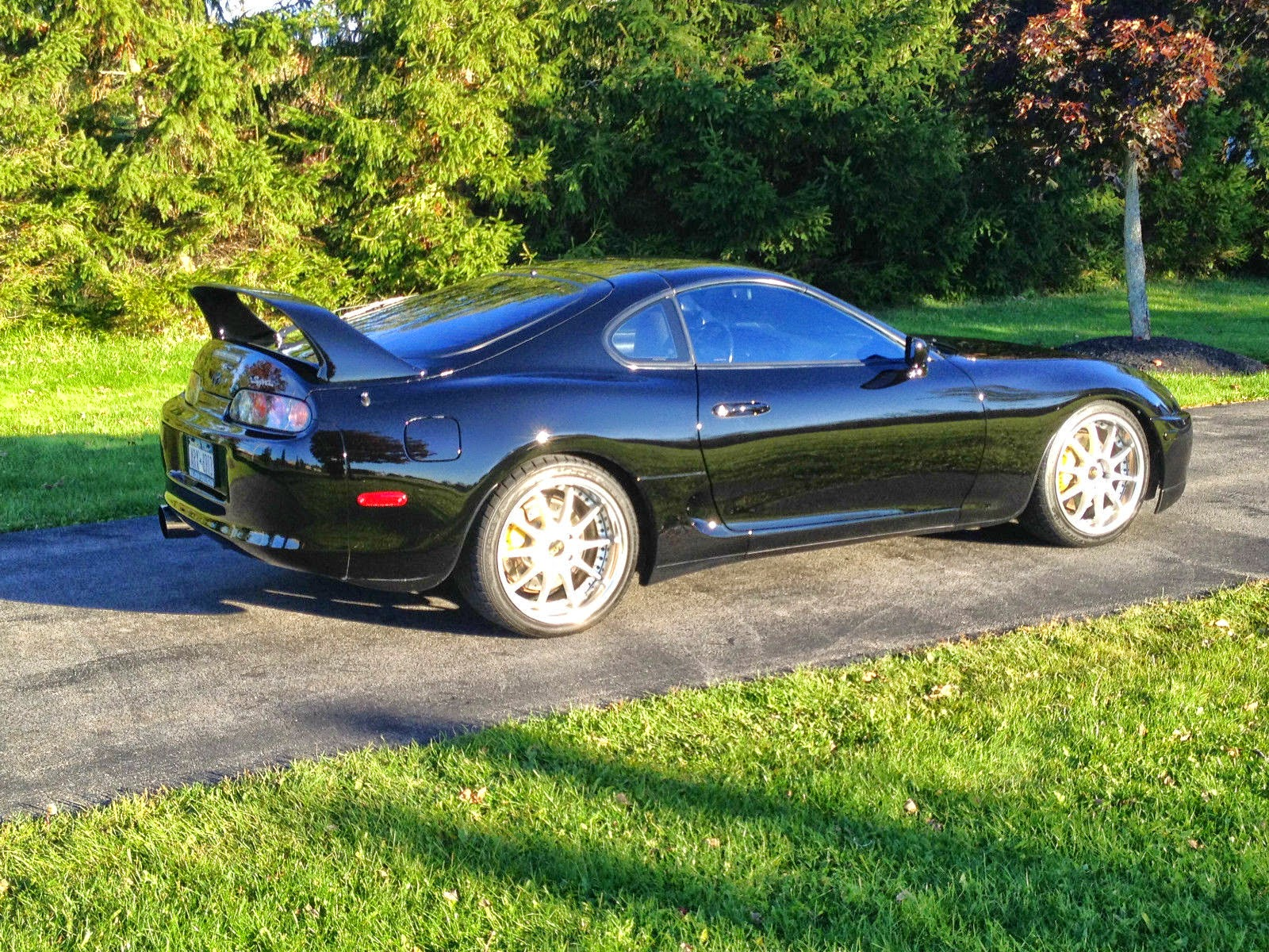 toyota supra Turbocharged