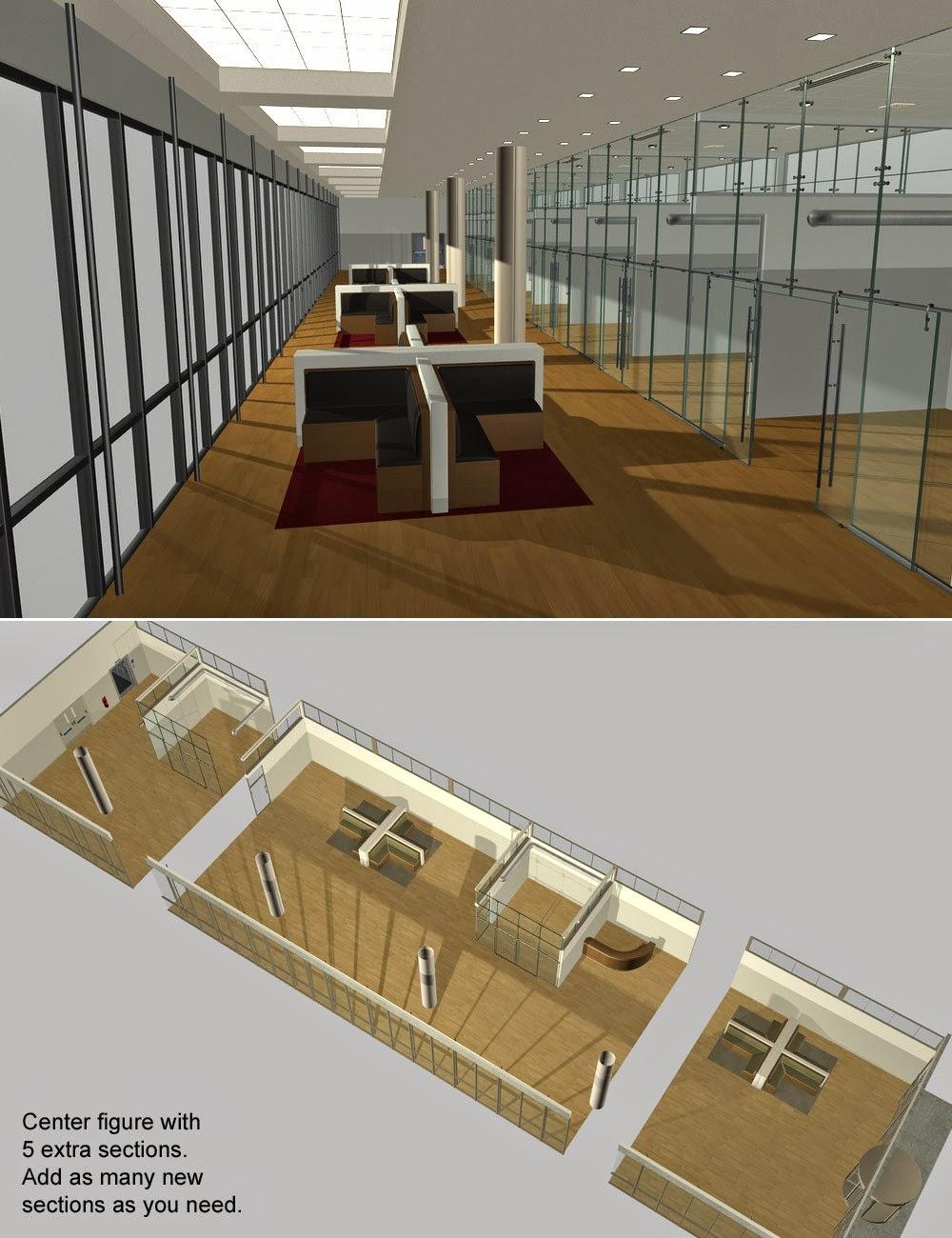 Interiors Le Centre