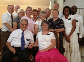 Last Family Home Evening With Senior Missionaries at The Mission Home