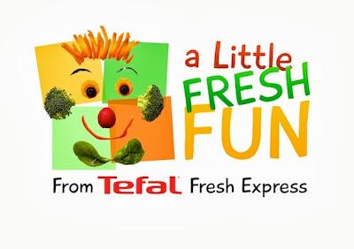 A Little Fresh Fun with the Tefal Fresh Express