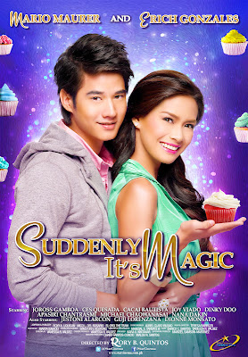 Suddenly It's Magic Grosses P25.87 M on First 5 Days - Box Office Mojo