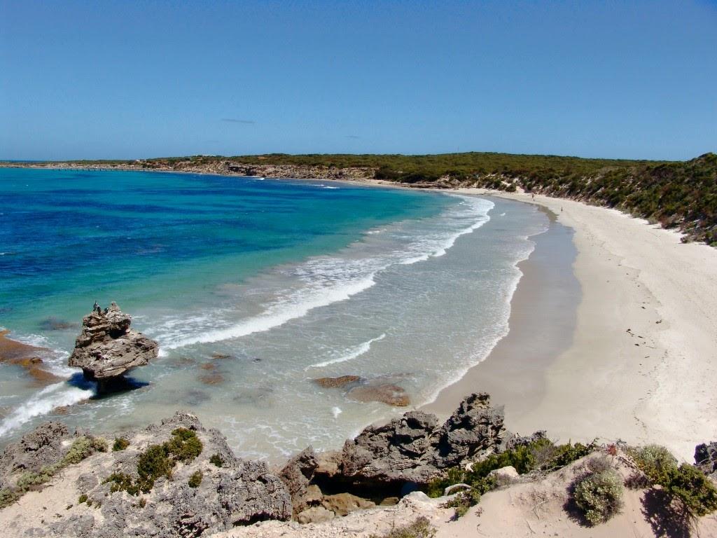 Kangaroo Beach Island