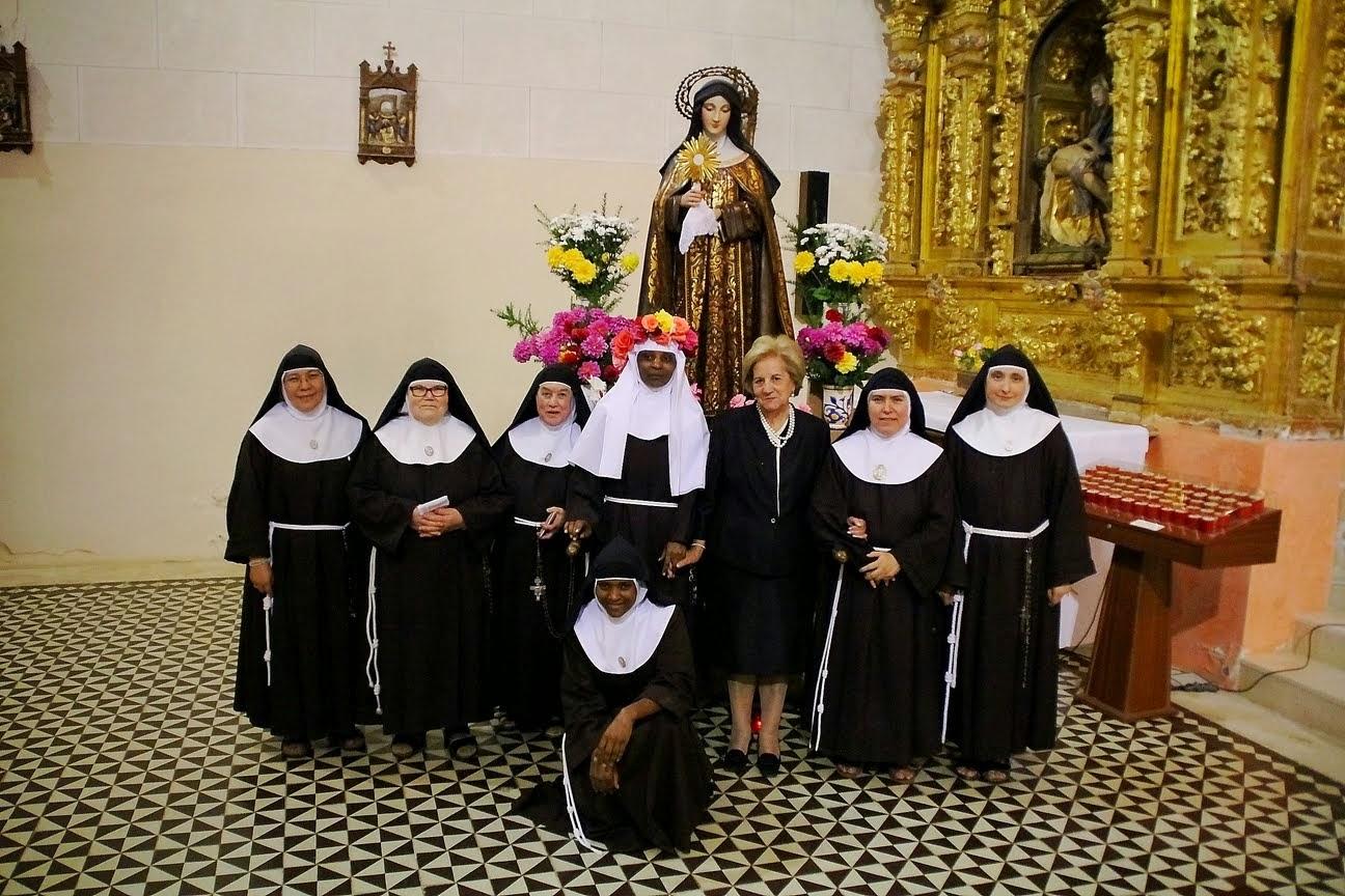 INICIACIÓN A LA VIDA RELIGIOSA DE INÉS MUSHI