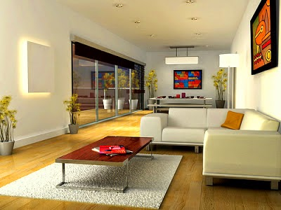 Model Hiasan Ruang Tamu Elegan