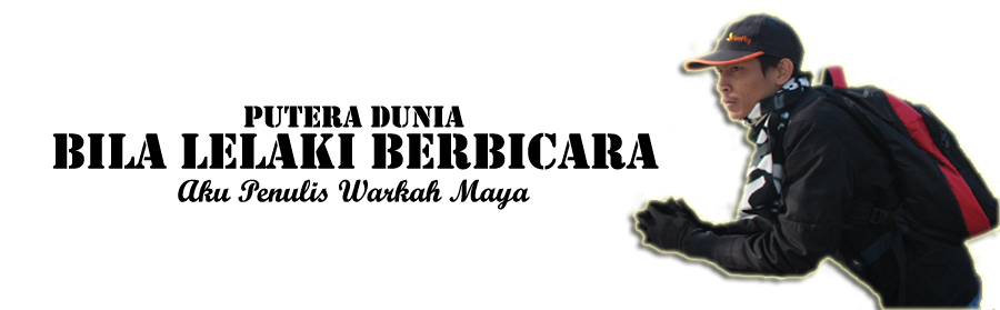 Bila Lelaki Berbicara