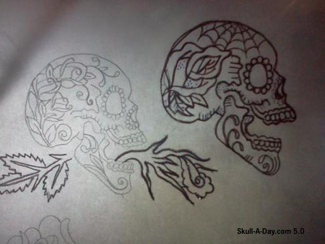 Blacklist Skull Tattoos