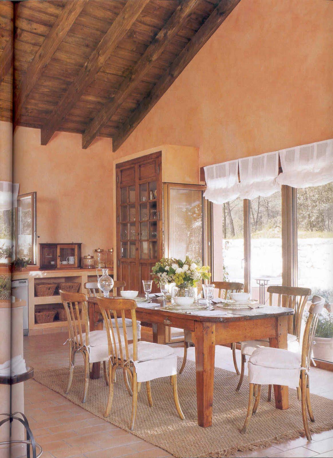 Revista el mueble casas de campo trendy best anuncios for Muebles para casa de campo
