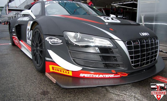 Fia S  Touring Car Racing International Series Event In Usa