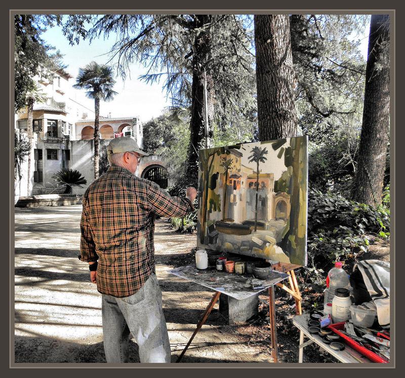 Pintura cuadros fotos ernest descals angles paisajes - Pintores en girona ...