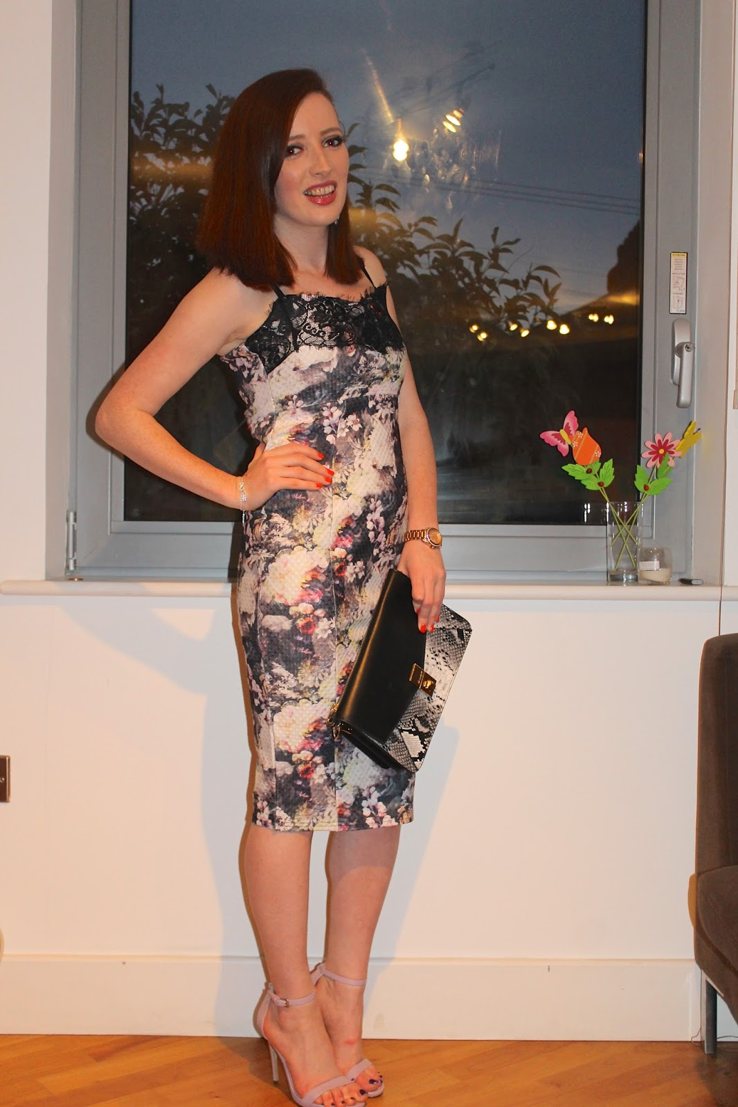 Bec Boop Lipsy Bodycon dress