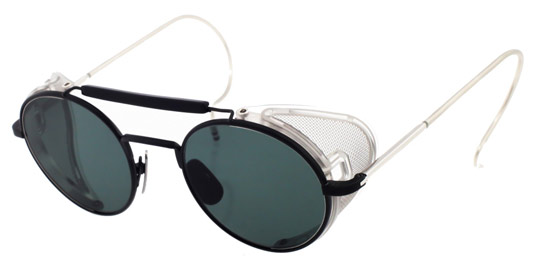 Thom Browne by Dita 2012 eyewear: safety first