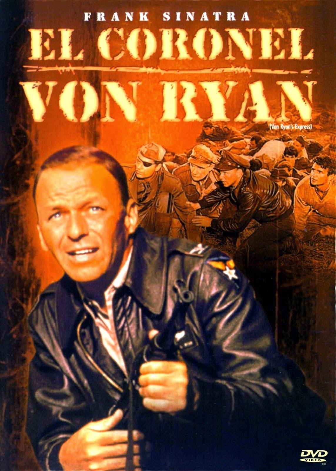 El coronel Von Ryan (1965)