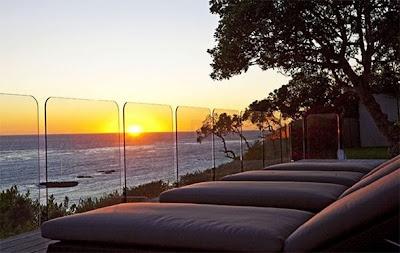 casa playa elegante