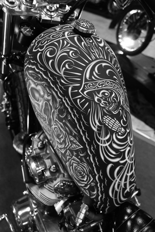 Great Motorcycle Photos From Pinterest - Rusty Knuckles ...