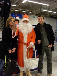 Joulupukkipalvelu Lempäälä kaipaa savuttomia ja raittiita apupukkeja