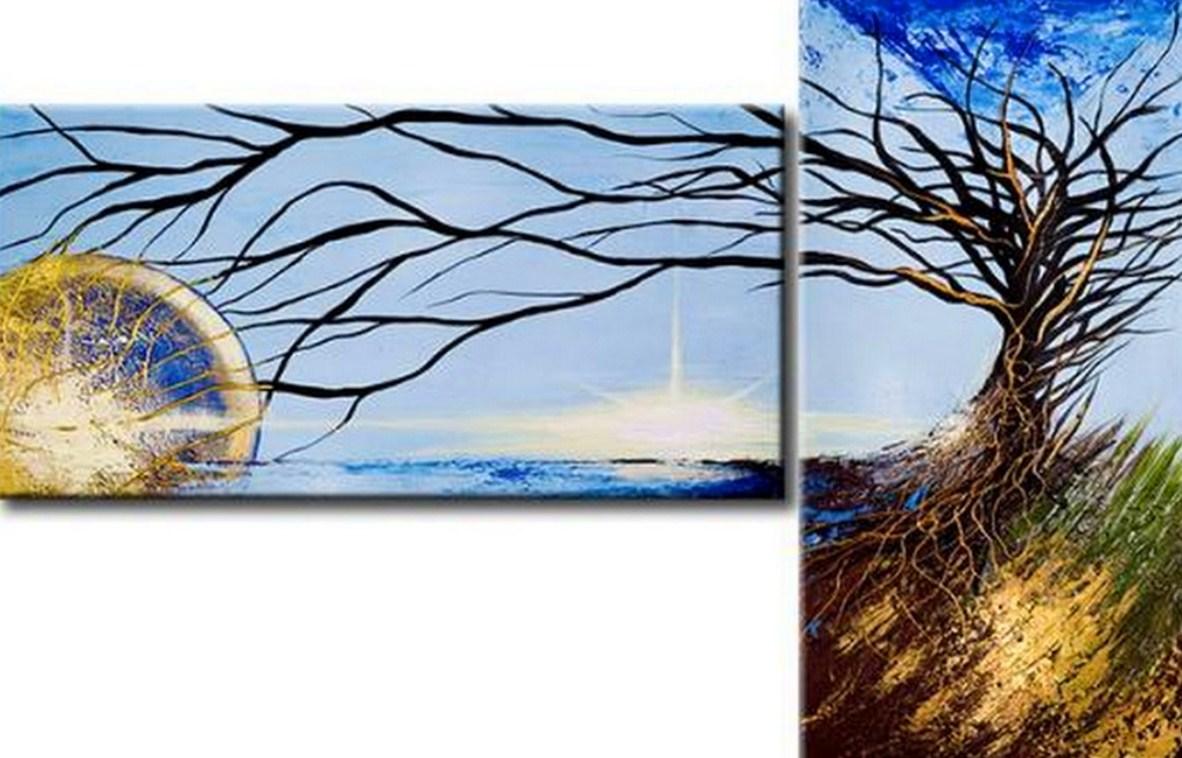 Pintura moderna y fotograf a art stica arte minimalista - Fotos en cuadros ...