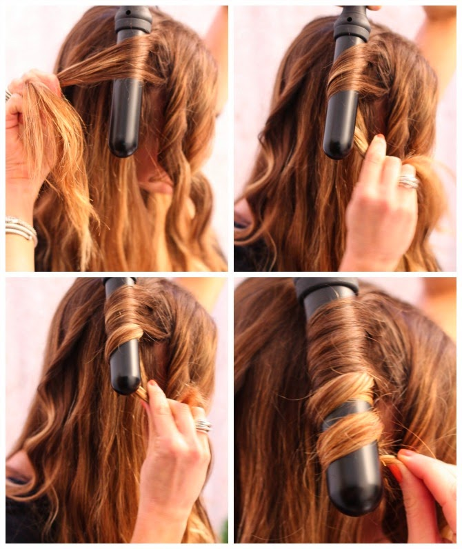 ... Fashion, Beauty & Lifestyle Blogger : how to use a curling wand