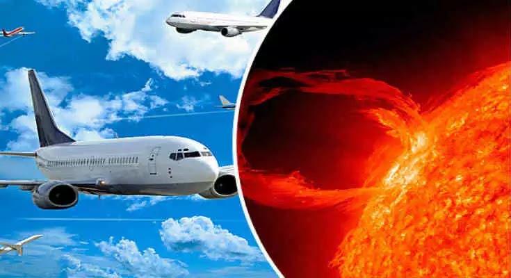 Ισχυρή ηλιακή καταιγίδα ικανή να καταρρίψει αεροσκάφη θα πλήξει τη Γη την 8η Νοεμβρίου