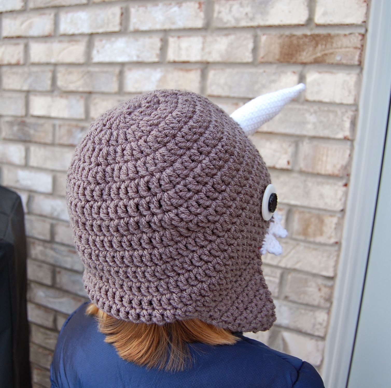 Roonie Ranching: Ikey\'s Narwhal Hat