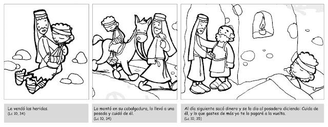 Blog Católico de Javier Olivares-Baiona: PARÁBOLA DEL BUEN SAMARITANO