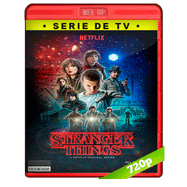 Stranger Things (2016) Temporada 1 Completa WEBRip 720p Audio Dual Latino-Ingles