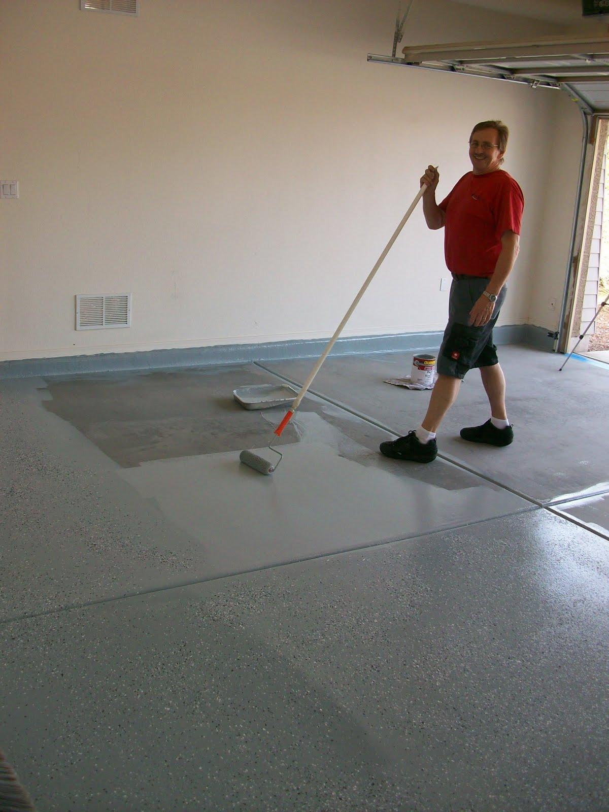 betonboden streichen garage | elektrosystem