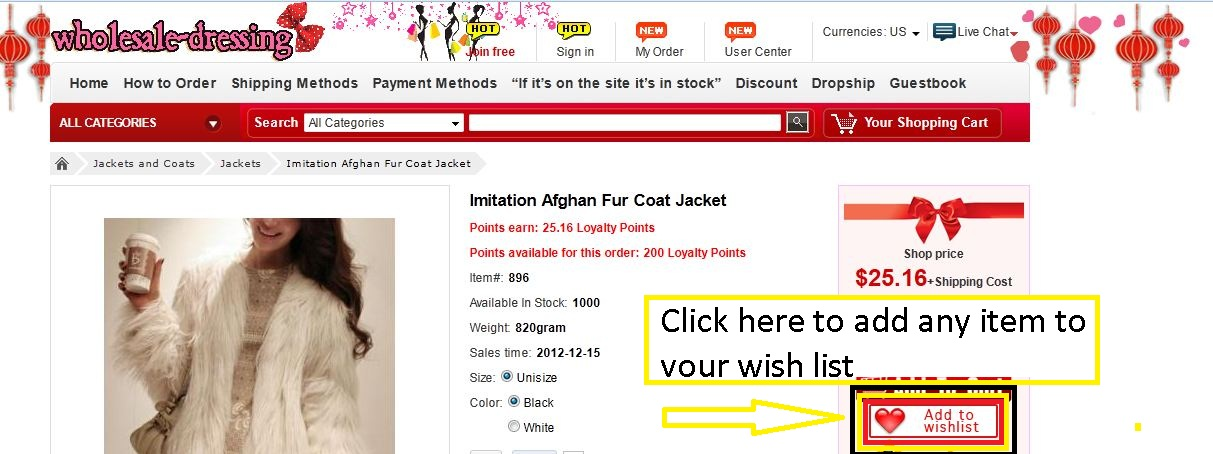 http://www.wholesale-dressing.com/Imitation+Afghan+Fur+Coat+Jacket_p896.html