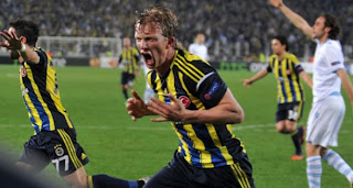 Video Gol Fenerbahce vs Lazio 5 April 2013