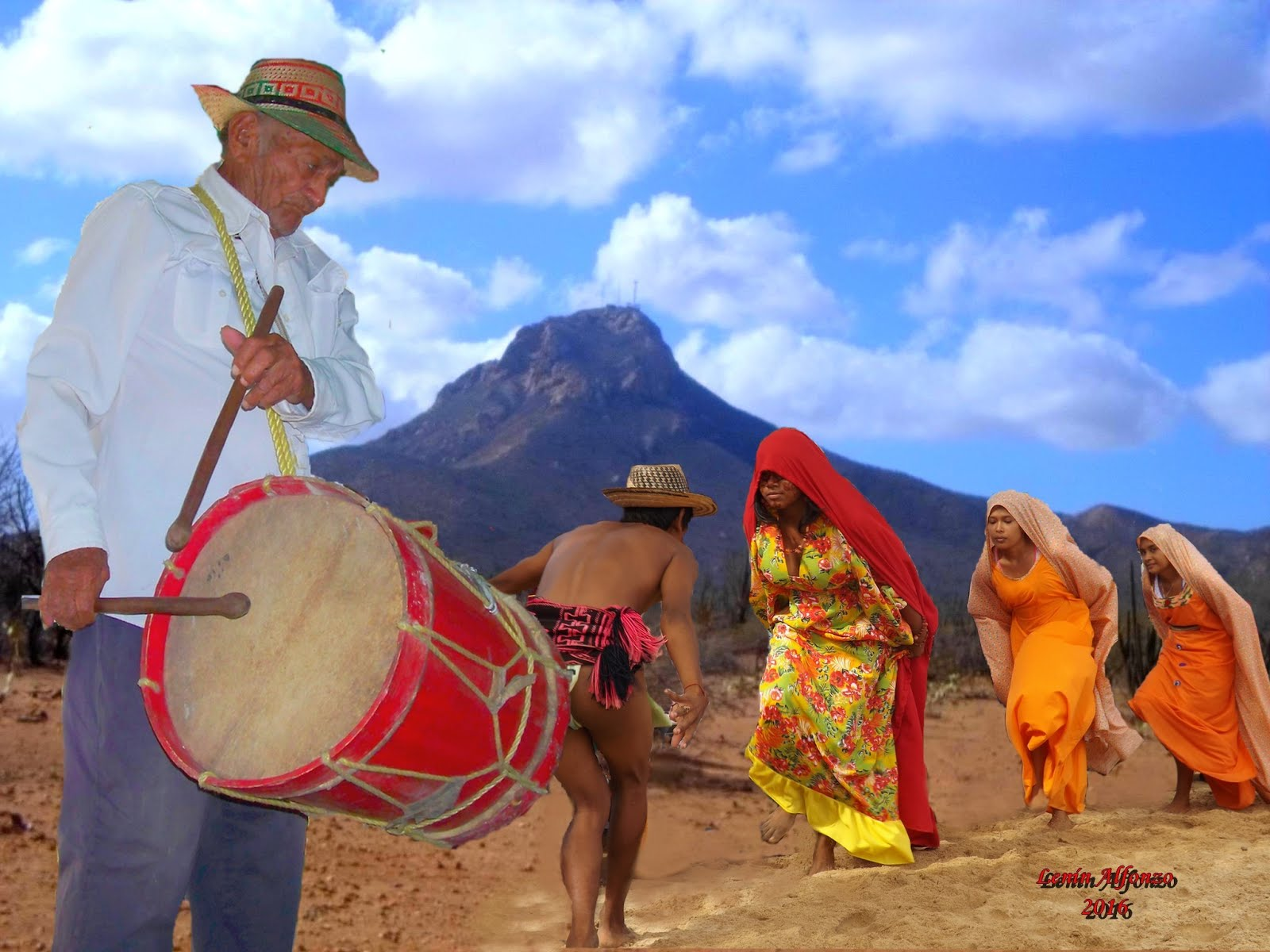 Ciudadano de la Gran Nacion Wayuu