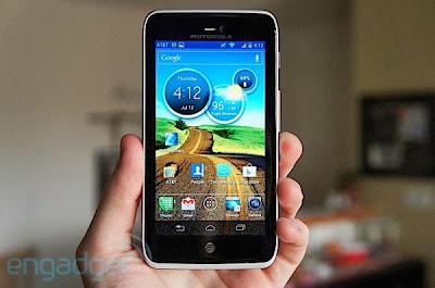 05. Motorola Atrix