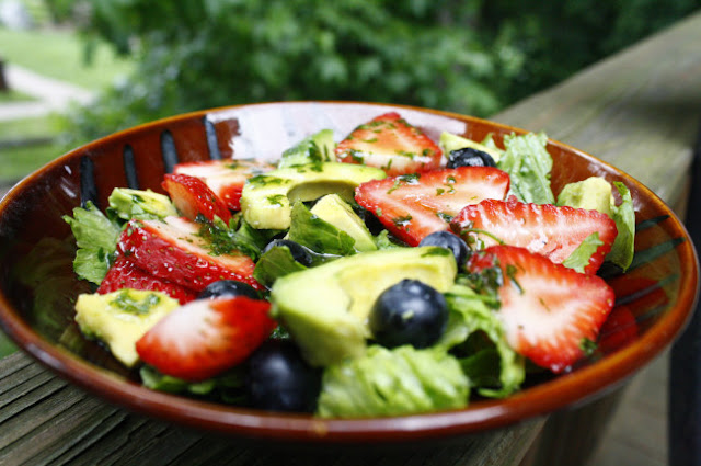 Summer Shine Salad
