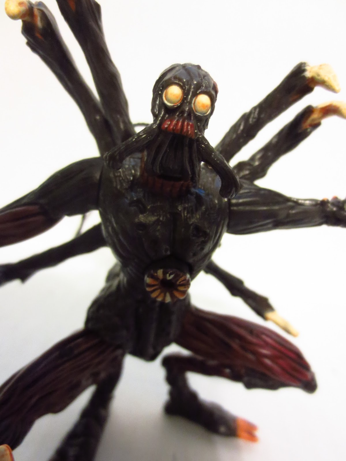 Cool Bug Toys : Action figure barbecue review hunter